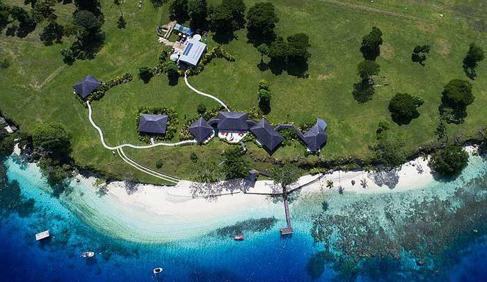 دسترسی به این جزیره های ویژه تنها با قایق و جت شخصی است!، تصاویر