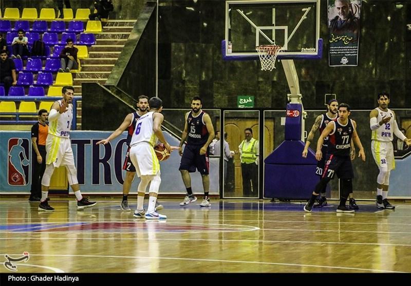 اعلام رأی فدراسیون بسکتبال درباره ملاقات تیم های توفارقان آذرشهر و پتروشیمی بندر امام