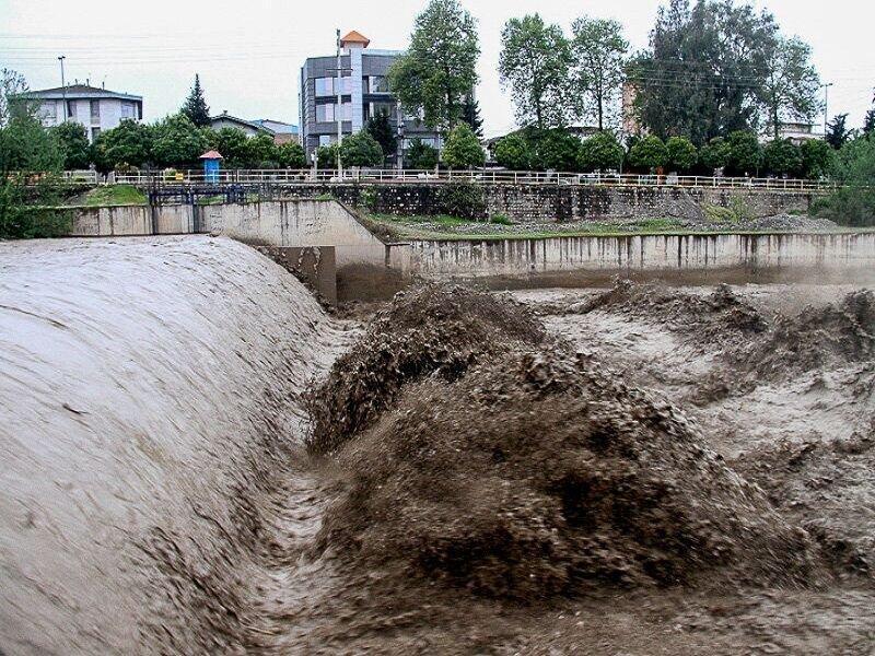مردم خراسان رضوی به حریم رودخانه ها نزدیک نشوند