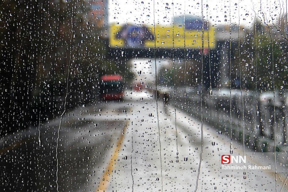 بارش برف و باران از 2 روز دیگر ، افزایش نسبی دما تا 10 اسفند
