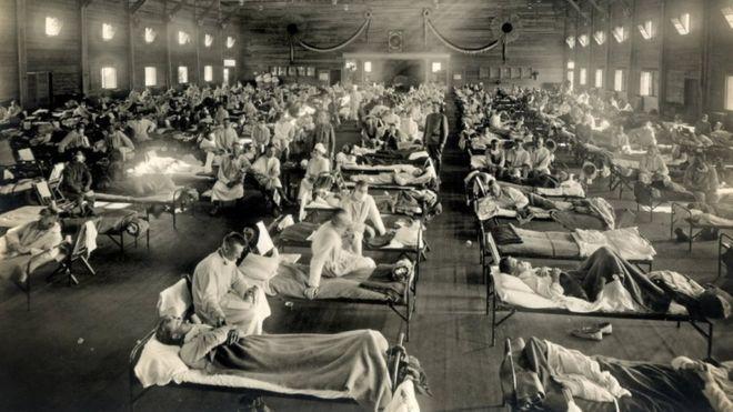 آنفلوآنزای اسپانیایی، بلایی بدتر از جنگ جهانی