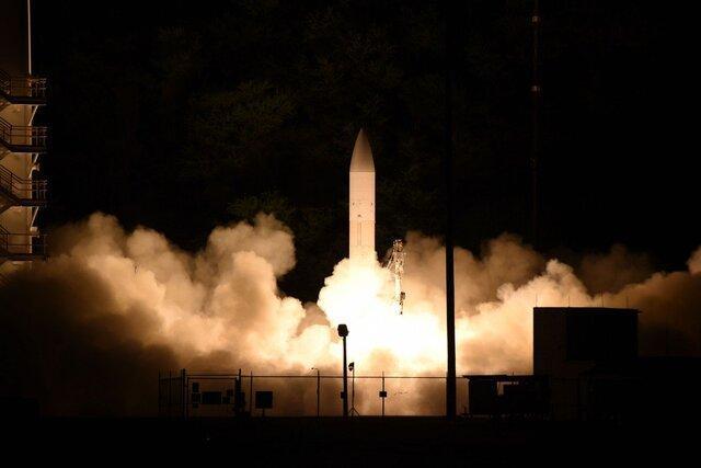 آمریکا موشک مافوق صوت آزمایش کرد