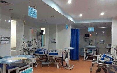تأمین بخشی از زیرساخت های درمانی مراکز درگیر کرونا گیلان