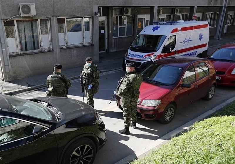 یاری های پزشکی روسیه به صربستان برای مقابله با کرونا