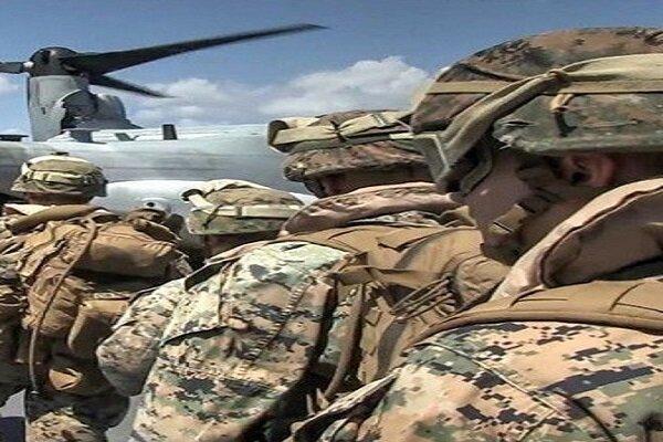 اهداف پنهان جابجایی های تروریستهای آمریکایی در عراق