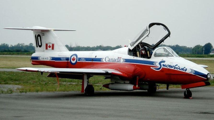 یک کشته در حادثه سقوط جت هوایی کانادا