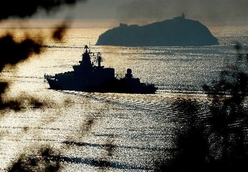 حضور 70 کشتی ناوگان دریایی روسیه در اقیانوس های دنیا