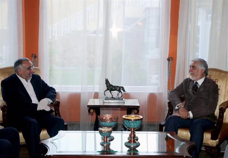 ملاقات نماینده ویژه ایران با مقامات افغانستان