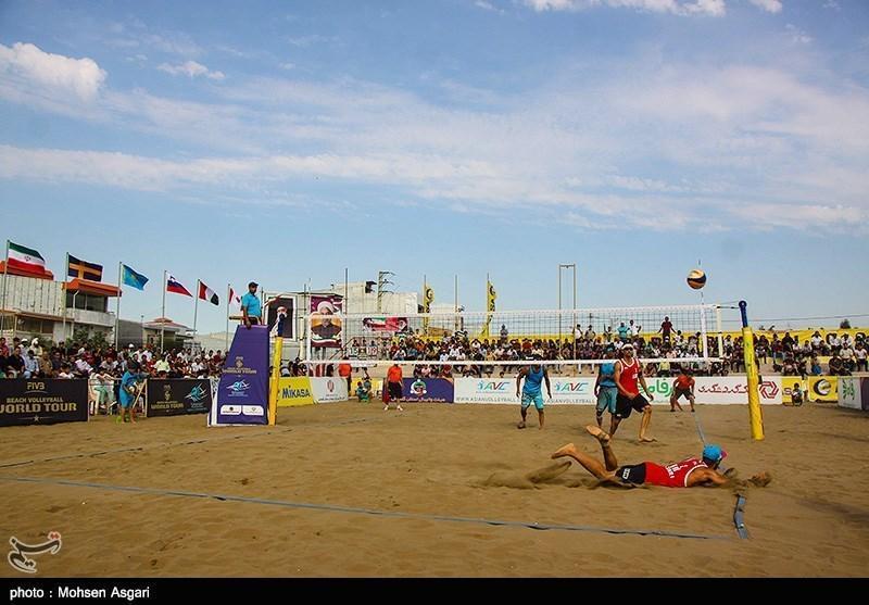 ثبت نام ایران در 9 رشته ورزشی بازی های ساحلی آسیا