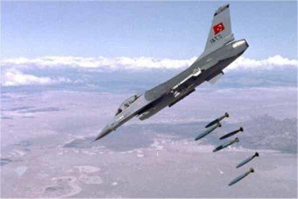 ترکیه: 32 عضو پ. ک. ک در عراق و سوریه کشته شدند