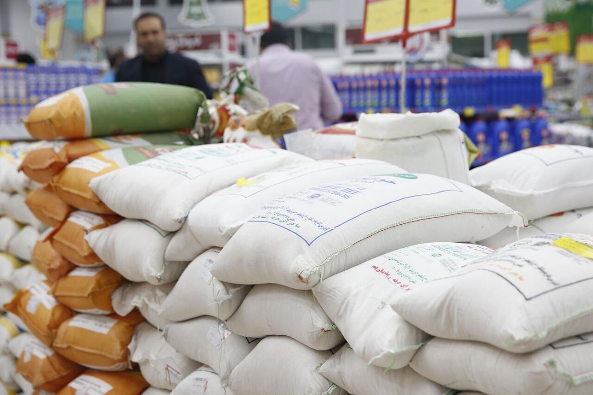 خبرنگاران اختصاص دومین محموله برنج وارداتی به خوزستان