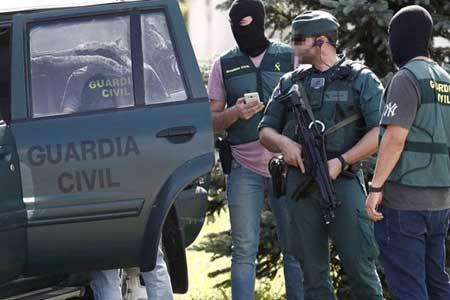 پلیس اسپانیا از بازداشت یک مظنون داعشی اطلاع داد
