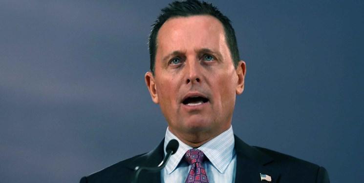سفیر آمریکا در آلمان استعفا می دهد