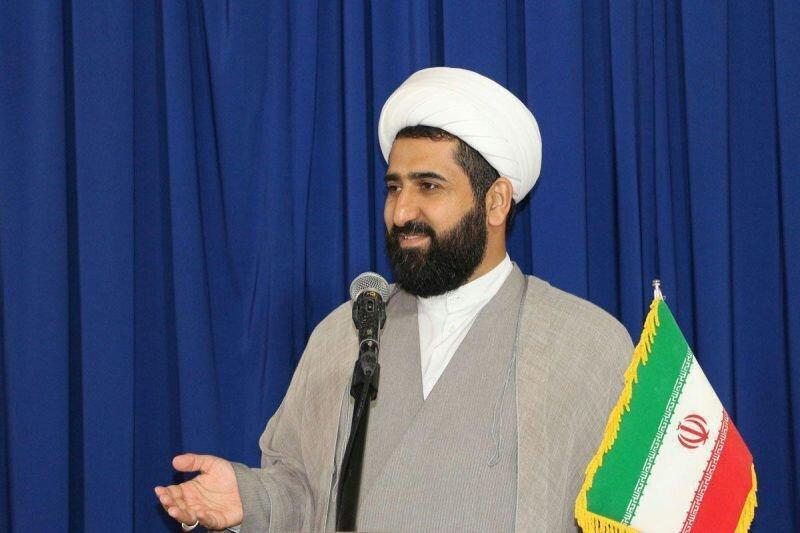 اعتراض یک امام جمعه به آمریکا با اشاره به آهنگ پینک فلوید