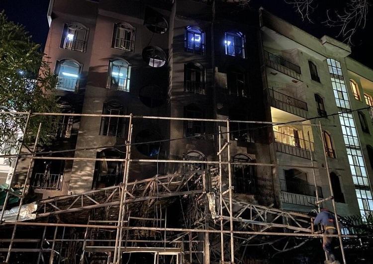 بازداشت 9 زن و مرد در ارتباط با انفجار کلینیک سینا اطهر