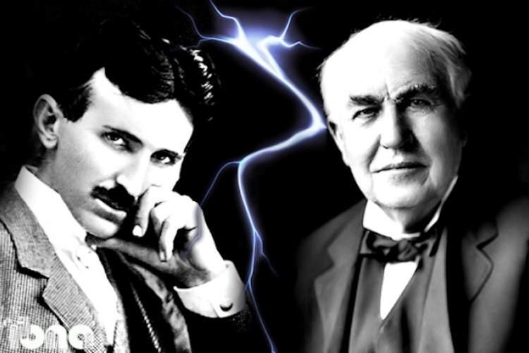 تسلا و ادیسون؛ دو رقیب نه دو دشمن