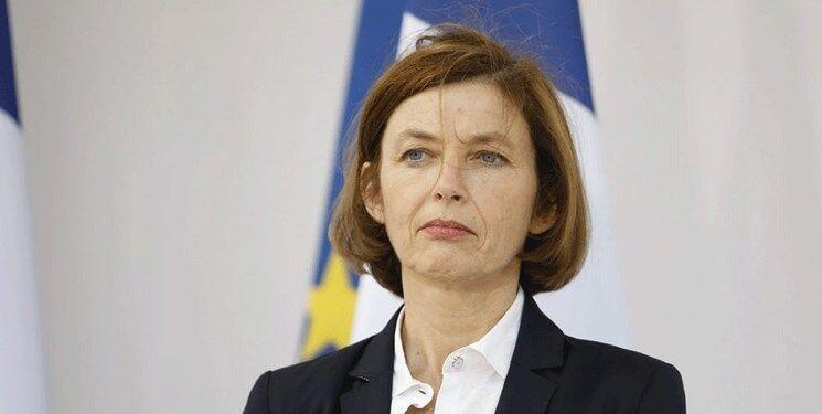 خبرنگاران وزیر دفاع فرانسه وارد لبنان شد