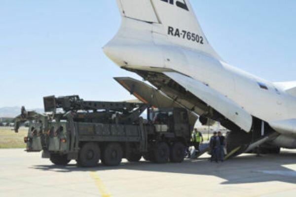 ارسال سامانه موشکی اس 400 روسیه به چین متوقف شد