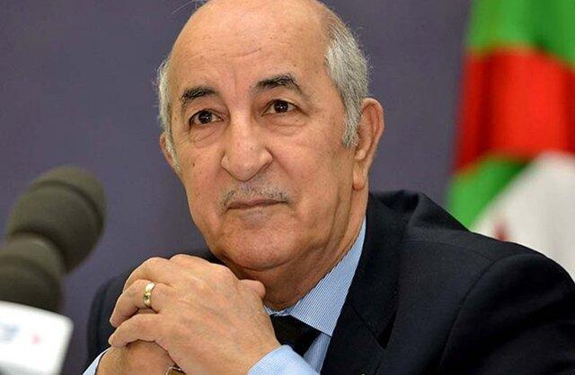 رئیس جمهور الجزایر: تنها راه بازسازی لیبی برگزاری انتخابات است