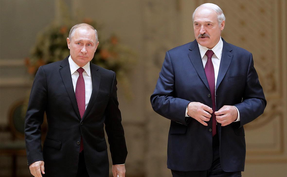 خبرنگاران لوکاشنکو از پوتین وعده یاری گرفت