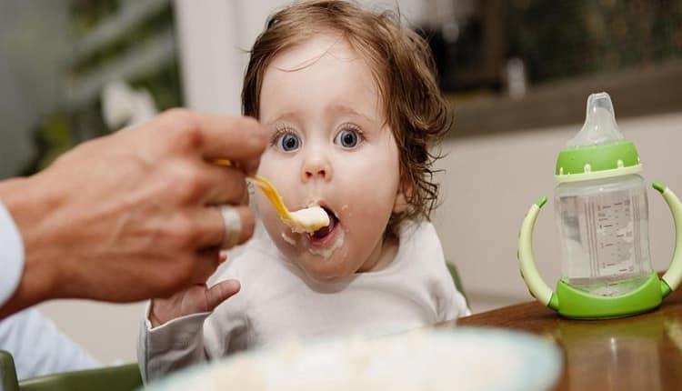 7 طرز تهیه حریره بادام برای نوزاد 6 ماهه و 4 ماهه (جدید)