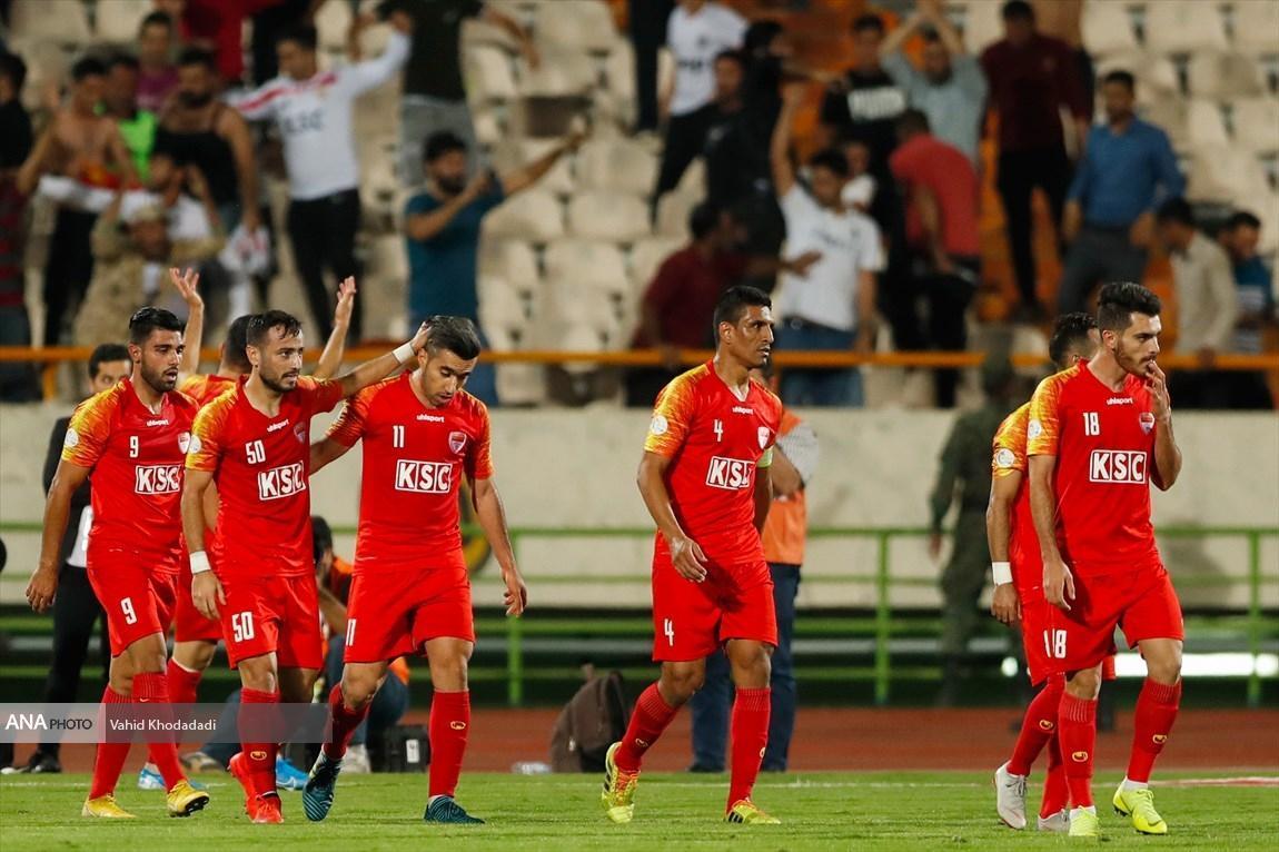 لیگ برتر فوتبال، برد با ارزش فولاد و صعود به رده چهارم، شاگردان نکونام به کسب سهمیه نزدیک شدند