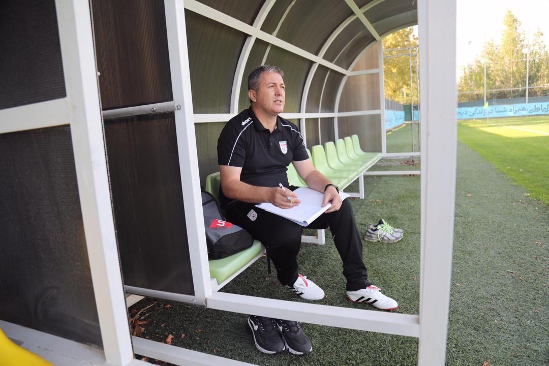 خبرنگاران اسکوچیچ: فهرست تیم ملی قابل تغییر است، از حالا به فکر اردوی بعدی هستم