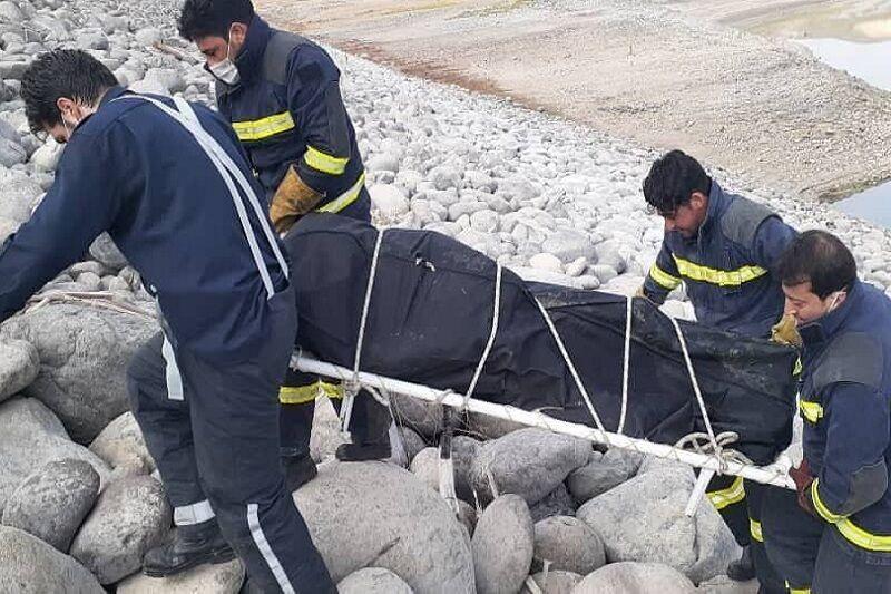 پیدا شدن جسد مردی از سد علویان مراغه