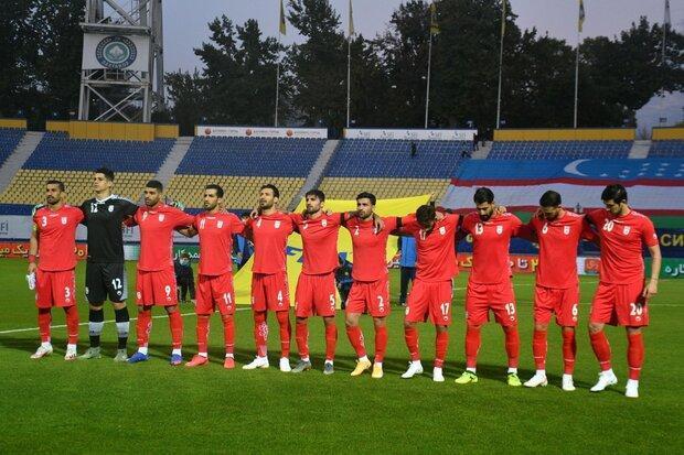 ترکیب تیم ملی فوتبال ایران برای ملاقات با بوسنی معین شد