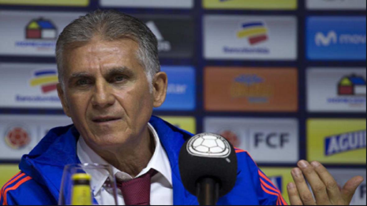 2 مشکل اساسی خروج کی روش از تیم ملی کلمبیا لو رفت
