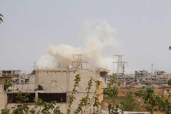 وقوع انفجار در الرقه سوریه، 2 غیرنظامی کشته شدند