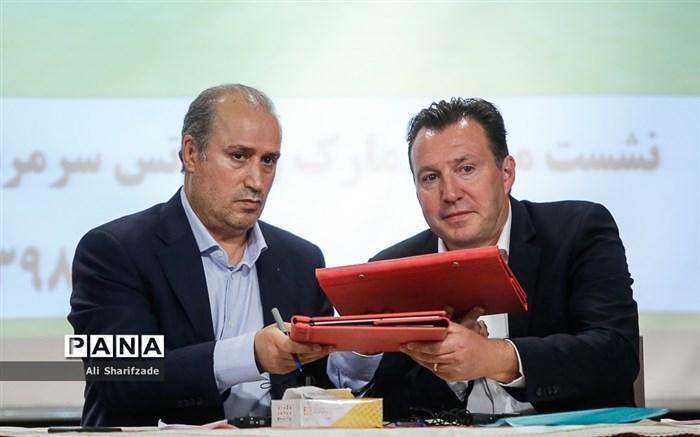 هیات رئیسه فدراسیون فوتبال در قرارداد ویلموتس مرتکب فساد شده اند؟