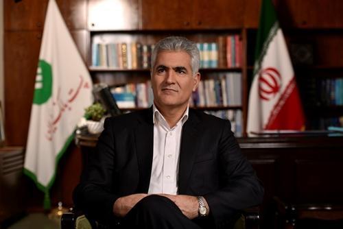 پیغام تبریک دکتر بهزاد شیری به مناسبت شروع 25مین سال فعالیت پست بانک ایران