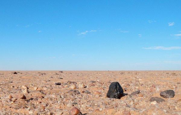 شهاب سنگ سقوط کرده به زمین می تواند از یک سیارک غول پیکر آمده باشد