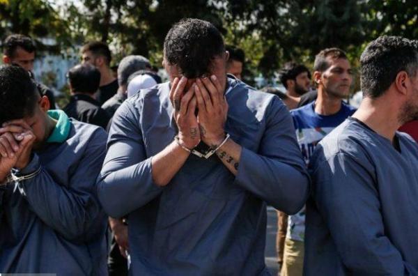 دستگیری 46 متهم تحت تعقیب در شیراز