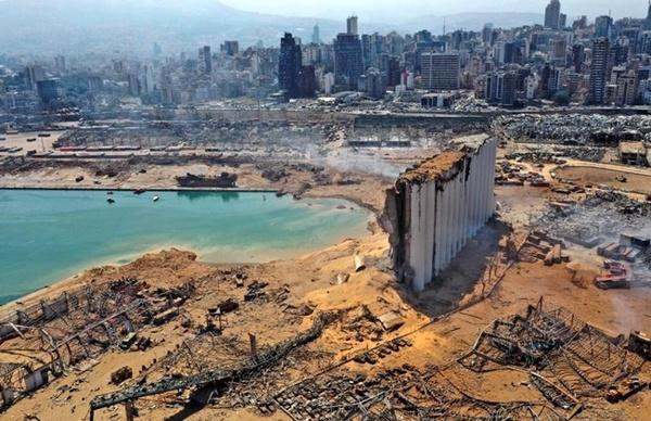 ارتباط مواد شیمیایی مرتبط با انفجار بیروت و دو تاجر سوری