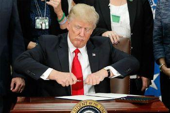 ترامپ خرید تجهیزات پهپادی از ایران، روسیه و چین را ممنوع نمود