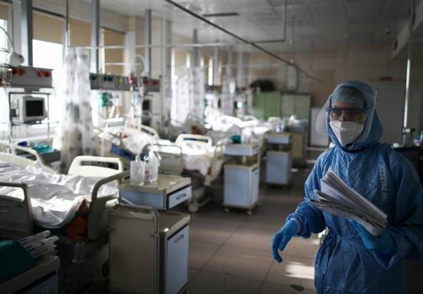88 درصد بیماران مبتلا به کرونا در روسیه درمان شده اند