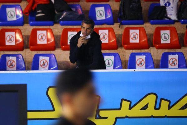 هادی ساعی در سالن مسابقات، دبیر فدراسیون: حضور ساعی قانونی است