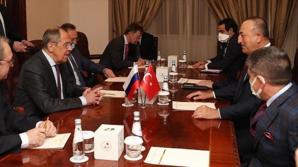 ملاقات وزرای خارجه روسیه و ترکیه در قطر