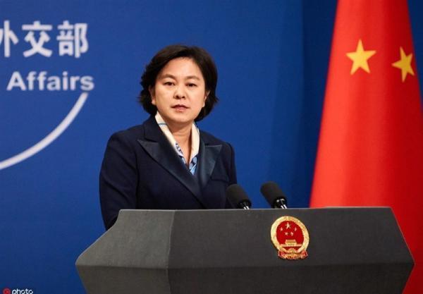 پکن: بعضی در غرب نمی خواهند موفقیت و پیشرفت چین را ببینند خبرنگاران