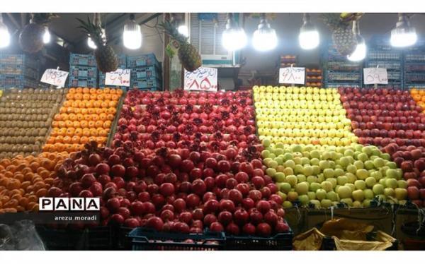 نگاهی بر بازار میوه در هفته اول فروردین 1400
