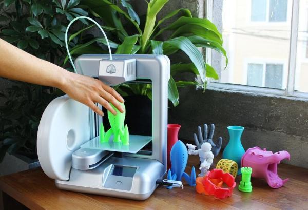 پرینترهای سه بعدی در ابعاد خانگی، نیمه صنعتی و صنعتی تولید شد