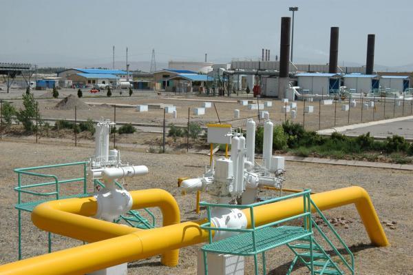 ایستگاه تزریق ازون در منطقه 7 عملیات انتقال گاز راه اندازی شد