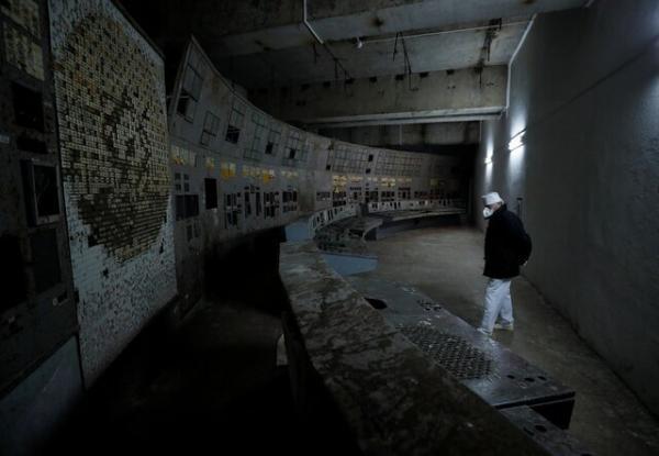 تصاویری از چرنوبیل که در یونسکو ثبت می شود، عکس