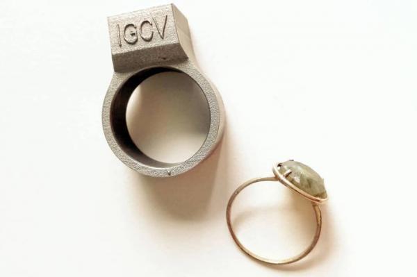 حلقه هوشمند جایگزین کلید و کارت بانکی می شود