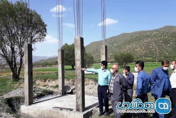 ساخت اولین برج پرنده نگری کردستان شروع شد