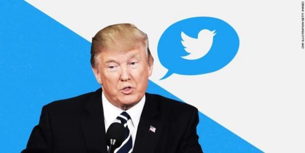 ترامپ از مدیران عامل فیسبوک و توییتر شکایت می کند