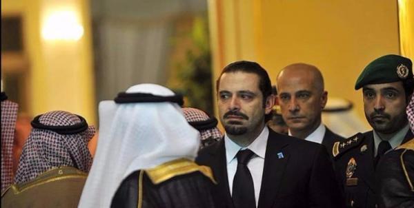 سعد الحریری در گیر و دار تشکیل دولت راهی امارات شد
