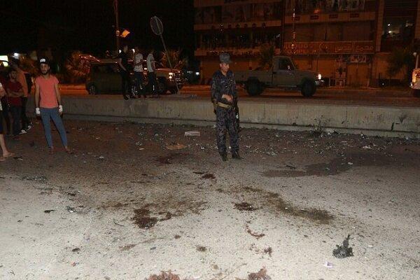 وقوع انفجار در الکاظمیه بغداد